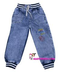 1274 джинсы на резинке