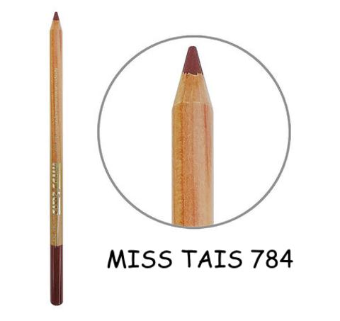 Карандаш для губ Miss Tais 784