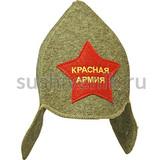 """Будёновка """"Красная Армия"""""""