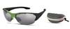 Спортивные очки Noname Kingston 680184 black-green