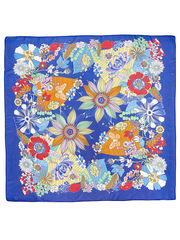 54-8 платок, синий