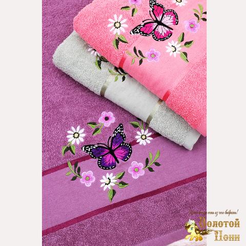 Полотенце махровое банное (70х140) 191220-PL838