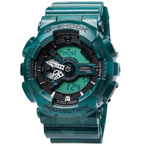 Купить Наручные часы Casio GA-110CM-3AER по доступной цене