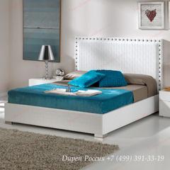 Кровать Dupen (Дюпен) 649 MANHATTAN белая