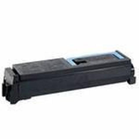 Совместимый картридж Kyocera TK-540K черный для принтеров Kyocera FS-C5100DN. Ресурс 5000 стр.