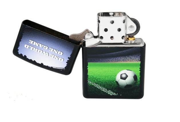 Зажигалка Zippo № 28301 Football
