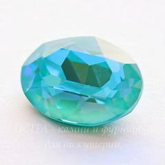 4120 Ювелирные стразы Сваровски Crystal Laguna DeLite (18х13 мм)