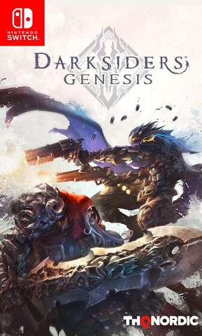 NS: Darksiders Genesis (русская версия)
