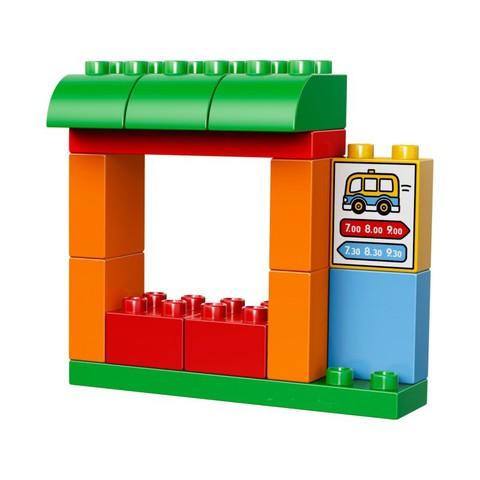 LEGO Duplo: Школьный автобус 10528