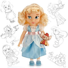Кукла малышка Золушка 40 см - Cinderella, Disney Animators' Collection