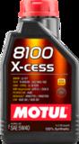 MOTUL 8100 X-cess 5W-40 Синтетическое моторное масло