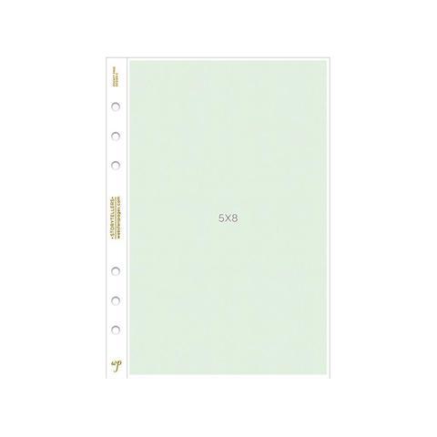 Набор файлов для ежедневника А5 Webster's Pages- Color Crush A5 Photo Sleeve Pages -Дизайн C