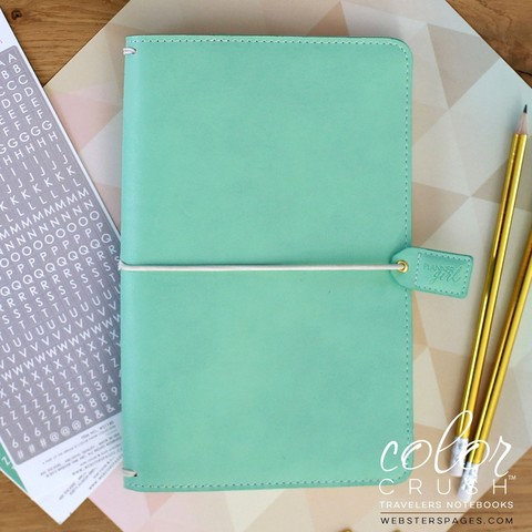 Блокнот MINT TRAVELERS NOTEBOOK