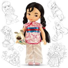 Кукла малышка Мулан 40 см - Mulan, Disney Animators' Collection