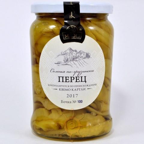 Перец соленый по-грузински Мадли, 580г