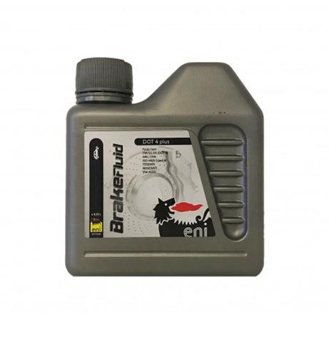Тормозная жидкость ENI Brake Fluid DOT-4 0,25 л.