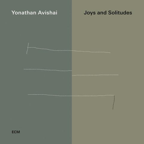 Yonathan Avishai Trio / Joys And Solitudes (CD)