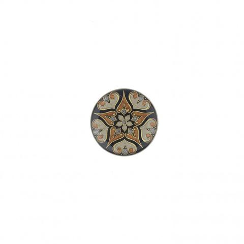 Зажим для платка Clara Bijoux 11-01224 BW