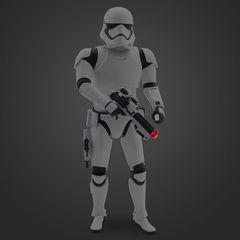 Штурмовик Звездные войны говорящая фигурка 36 см
