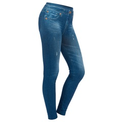 Леджинсы Slim'n Lift Caresse Jeans 33169.119 (синий)