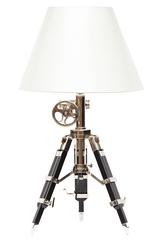 Лампа настольная на треноге Secret De Maison  mod. 44821) — античная медь/коричневый