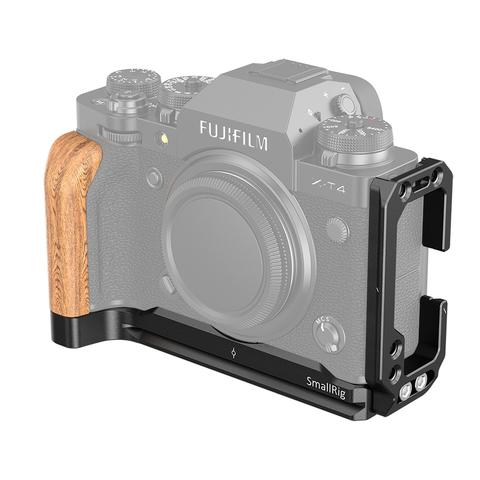 Клетка для Fujifilm X-T4 с батарейной ручкой