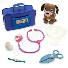 Игровой набор  Доктор Плюшева Чемоданчик ветеринара (Vet Doctor Bag) - Doc McStuffins, Disney