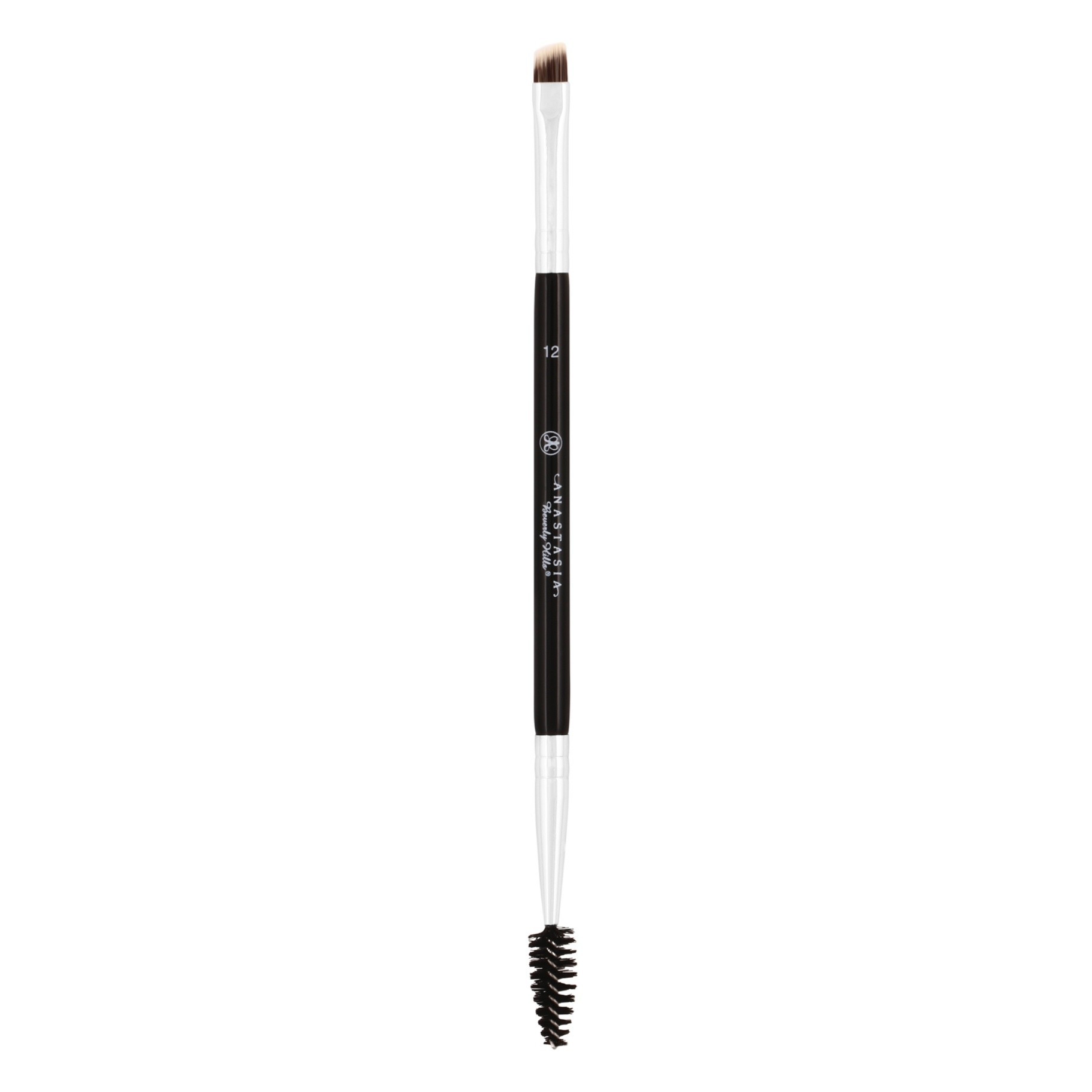 Anastasia Beverly Hills Duo Brush #12 кисть для бровей