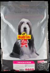 Plus Saumon Riz Adulte сухой корм для взрослых собак средних и крупных пород 3 кг