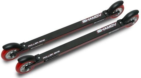 Лыжероллеры коньковые Shamov 04-2 тип Marwe, полиуретан, диаметр 100мм