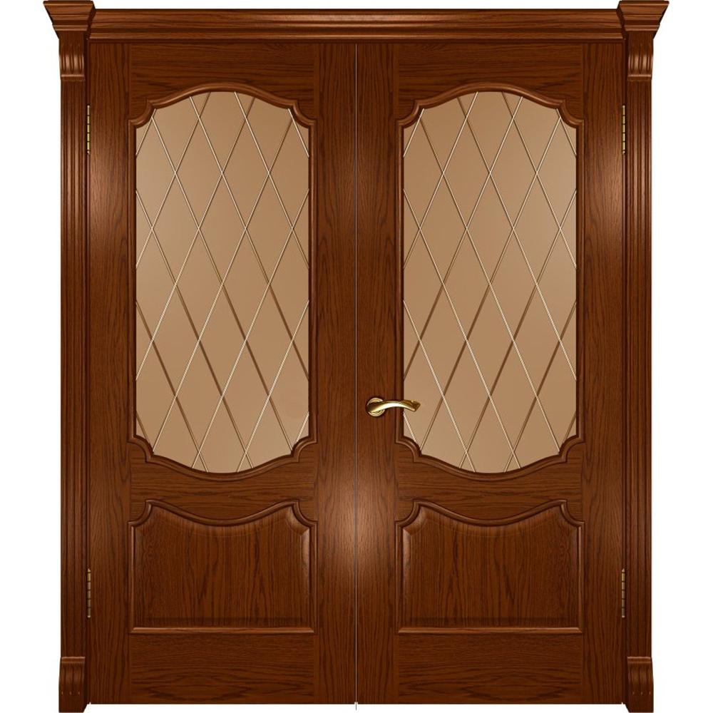 Картинка двойная дверь