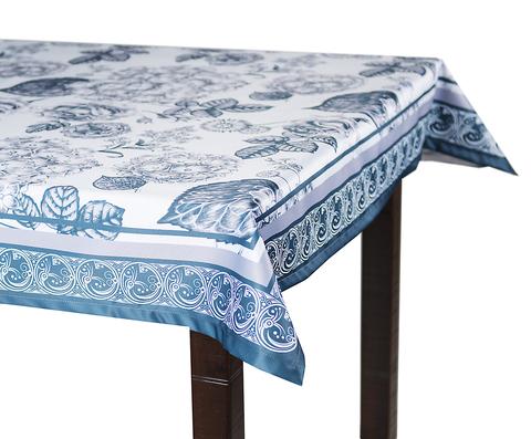Скатерть 140x180 Blonder Home Sketchbook синяя