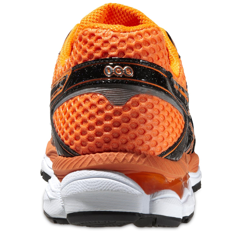 Мужские кроссовки для бега Asics Gel-Cumulus 16 Light-show (T4C0Q 9990) оранжевые фото