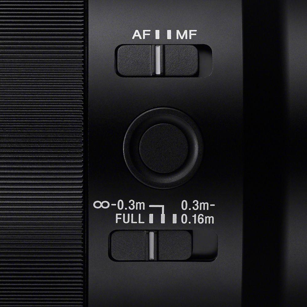 Макрообъектив Sony SEL-50M28