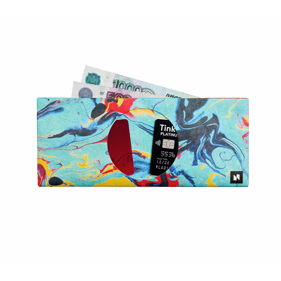 Бумажник New Wallet Tyvek (Twist & Shout Limited Edition)