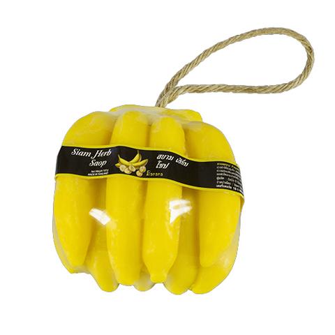 Тайское мыло ручной работы, Банан.