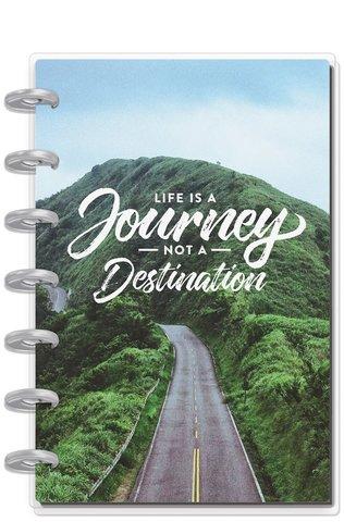Ежедневник  Mini Happy Planner® -июль 2019 по июнь 2020 -13х18 см - Wild & Free