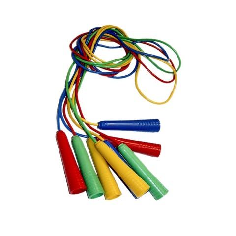 Скакалка детская цветная размер 3,5 м, 1кор*20бл*5шт