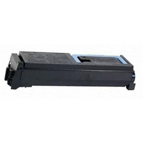 Совместимый картридж Kyocera TK-550K черный для принтеров Kyocera FS-C5200DN. Ресурс 7000 стр.