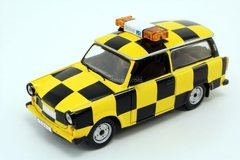 Trabant P601 Follow-Me Leipzig-Altenburg Airport 2001 IST191 IST Models 1:43