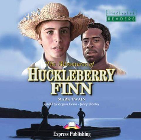 The Adventures of Huckleberry Finn. Audio CD.