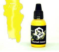 Pacific.Желтый теплый (Yellow warm) AERO