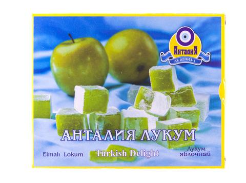 Рахат лукум Анталия яблочный, 125 г