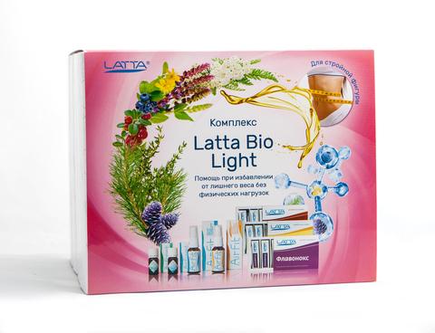 Latta Bio Light (похудение без нагрузок)