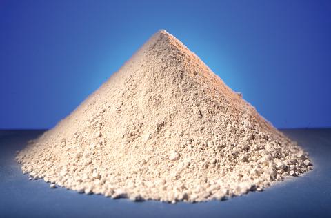 Каолин (белая глина)