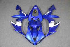 Комплект пластика для мотоцикла Yamaha YZF-R1 04-06 Сине-Белый