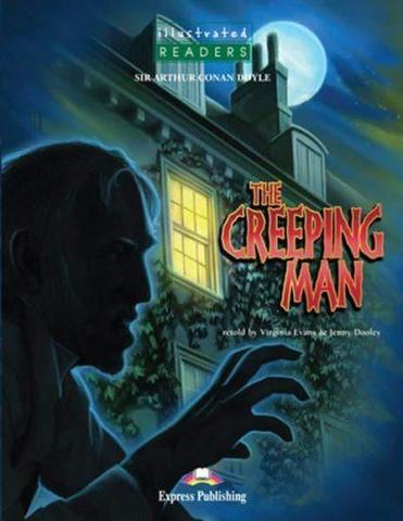 creeping man illustrated reader