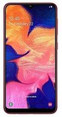 Смартфон Samsung Galaxy A10 2019 Красный