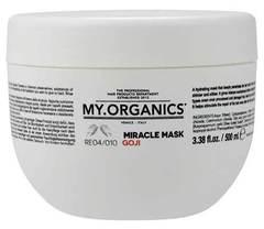 Восстанавливающая маска с Годжи, My.Organics