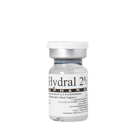 *Имплантат гиалуроновый (MESOPHARM/MesoHydral 2%/фл2мл)
